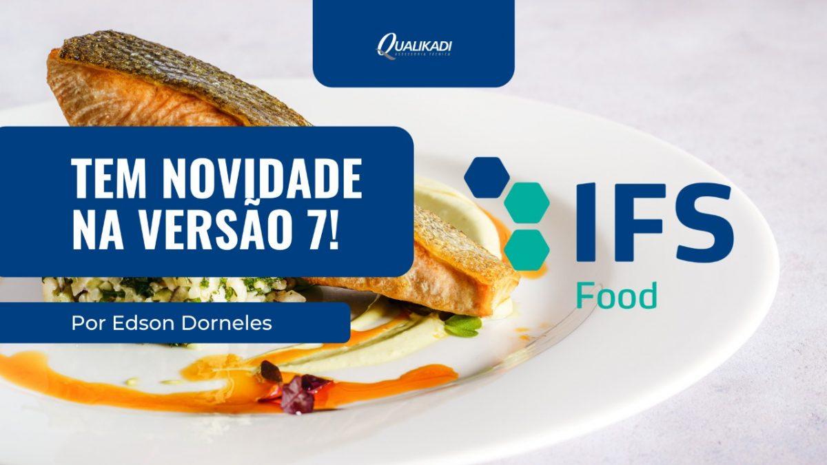 Atualização IFS Food Versão 7